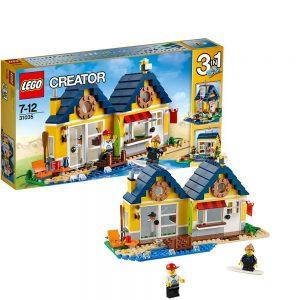 lego_creator_beach_hut_31035_konstruktors